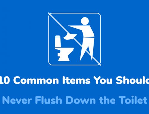 10 Common Items You Should Never Flush Down the Toilet