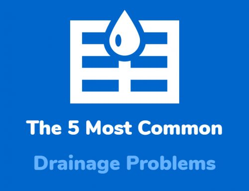 The 5 Most Common Drainage Problems