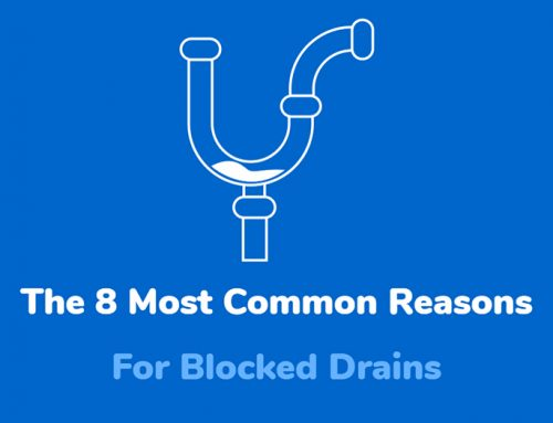 The 8 Most Common Reasons for Blocked Drains